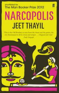 Narcopolis, Book, Jeet Thayil, Paperback, Waterstones, Book review