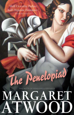 The Penelopiad, Margaret Atwood, Waterstones, Book, Canongate