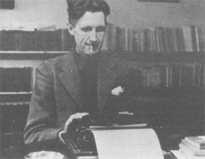 Vernon Richards, 1945.