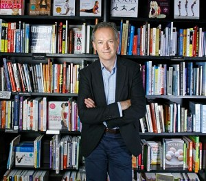 James Daunt, CEO OF Waterstones