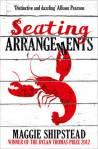 Seating Arrangements, Maggie Shipstead, Waterstones, Book, Reading, Blue Door