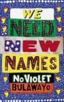 We Need New Names, NoViolet Bulawayo, Book, Waterstones, Man Booker Prize 2013